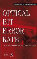 Cover image for Optical bit error rate an estimation methodology