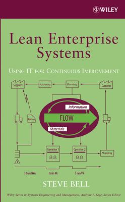 Cover image for Lean enterprise systems : using IT for continuous improvement