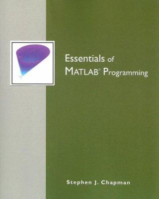 Cover image for Essentials of matlab programming
