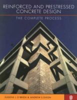 Cover image for Reinforced and prestressed concrete design : the complete process