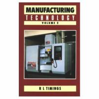 Cover image for Manufacturing technology volume 2