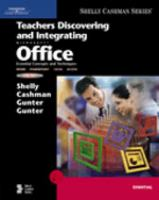 Cover image for Teachers discovering and integrating microsoft office : essential concepts and techniques