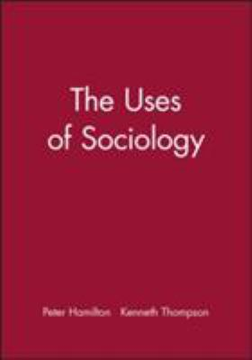 Cover image for The uses of sociology