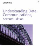 Cover image for Understanding data communications