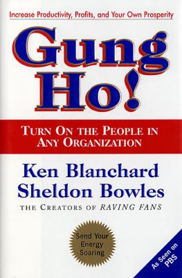 Cover image for Gung ho!