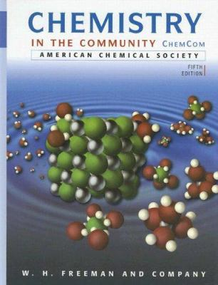 Cover image for Chemistry in the community