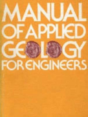 Cover image for Manual of applied geology for engineers