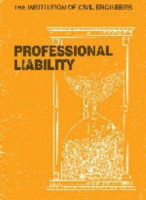 Cover image for Professional liability