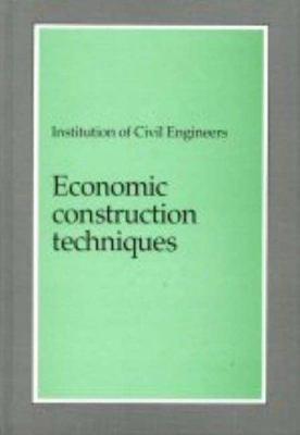 Cover image for Economic construction techniques