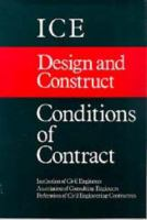 Cover image for ICE design and construct conditions of contract