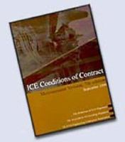 Cover image for ICE conditions of contract : measurement version
