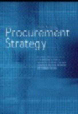 Cover image for Public authority procurement strategy