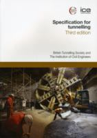 Cover image for Specification for tunnelling