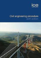 Cover image for Civil engineering procedure