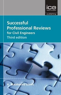Cover image for Successful professional reviews for civil engineers
