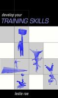 Cover image for Develop your training skills