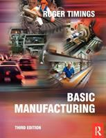 Cover image for Basic manufacturing