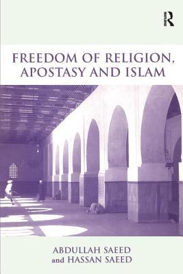 Cover image for Freedom of religion, apostasy, and Islam