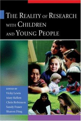 Cover image for The reality of research with children and young people