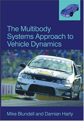 Cover image for The multibody systems approach to vehicle dynamics