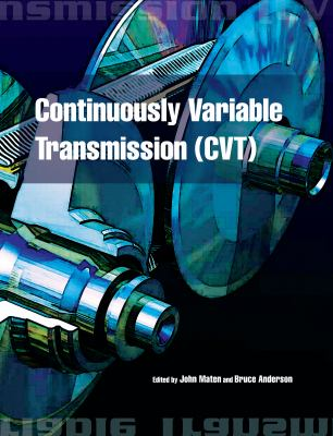 Cover image for Continuously variable transmission (CVT)