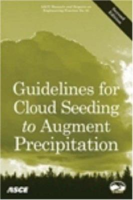 Cover image for Guidelines for cloud seeding to augment precipitation