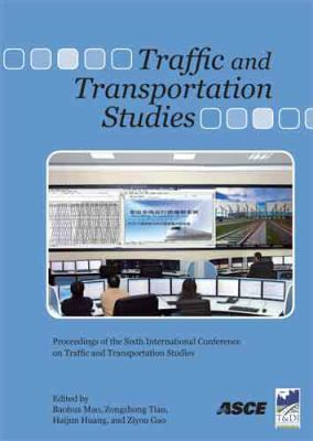 Cover image for Traffic and transportation studies