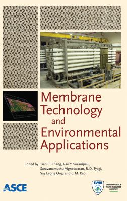 Cover image for Membrane technology and environmental applications