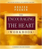 Cover image for The Encouraging the heart workbook