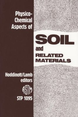 Cover image for Physico-chemical aspects of soil and related materials