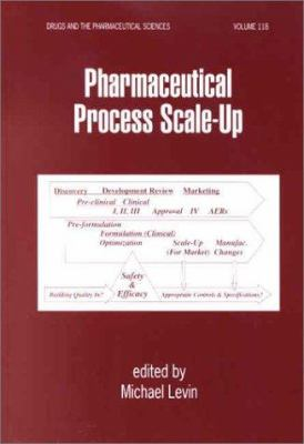 Cover image for Pharmaceutical process scale-up