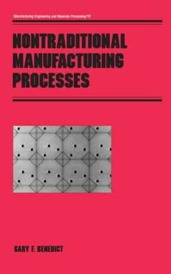 Cover image for Nontraditional manufacturing processes