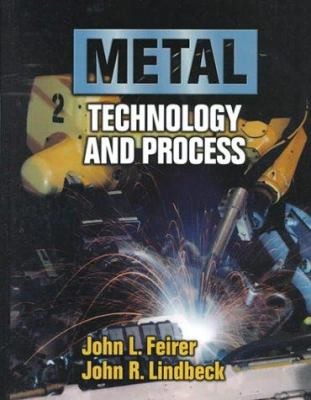 Cover image for Metal technology and processes