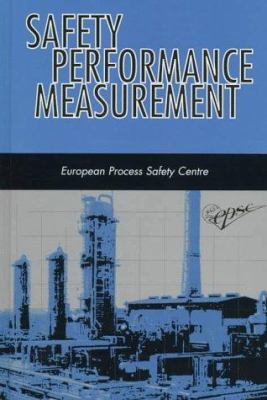 Cover image for Safety performance measurement