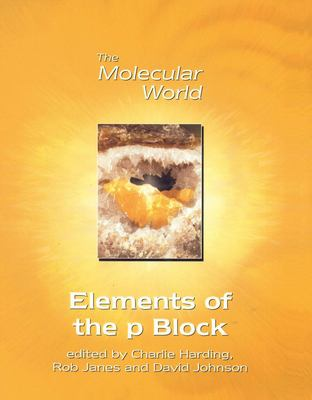 Cover image for Elements of the p block : virtual crystals II