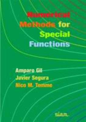 Cover image for Numerical methods for special functions