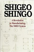 Cover image for A revolution in manufacturing : the SMED system