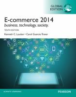 Cover image for E-commerce 2014 : business, technology, society