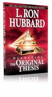 Cover image for Dianetics : the original thesis