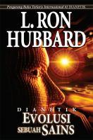 Cover image for Dianetik : evolusi sebuah sains