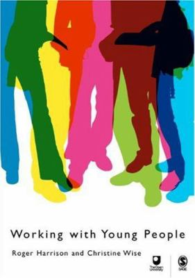 Cover image for Working with young people