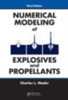 Cover image for Numerical modeling of explosives and propellants