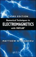 Cover image for Numerical techniques in electromagnetics
