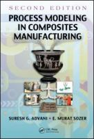 Cover image for Process modeling in composites manufacturing