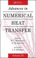 Cover image for Advances in numerical heat transfer