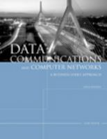 Cover image for Data communications and computer networks : a business user's approach