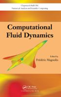 Cover image for Computational fluid dynamics
