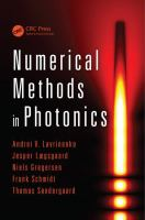 Cover image for Numerical methods in photonics