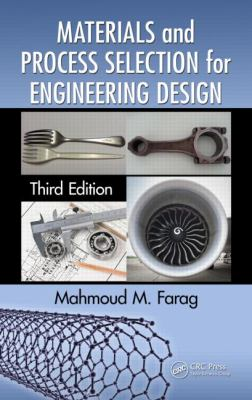 Cover image for Materials and process selection for engineering design