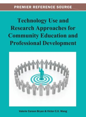 Cover image for Technology use and research approaches for community education and professional development